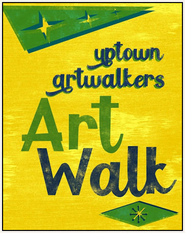 Second Saturday Uptown Shopping Center Art Walk in Richland Washington