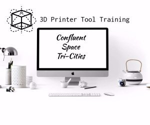 3d printer tool training