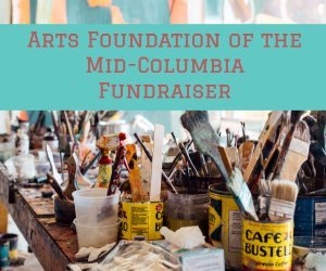Arts Foundation of Mid-Columbia Fundraiser image