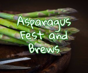 asparagus fest and brew