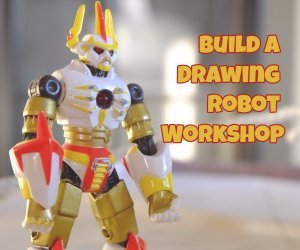 Build a Drawing Robot Workshop