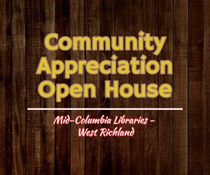 Community Appreciation Open House