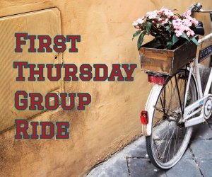 First Thursday Group Ride Image