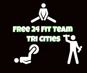 Free 24 Fit Team Tri-Cities