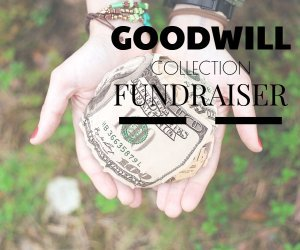 Goodwill Collection Fundraiser
