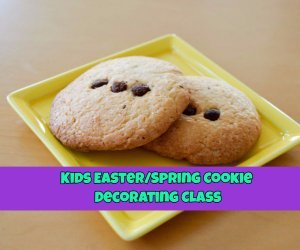 Kids Easter/Spring Cookie Decorating Class