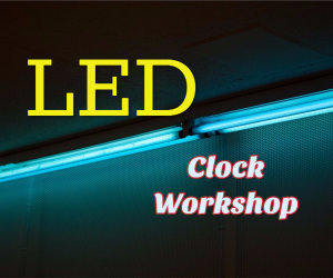 LED CLock workshop