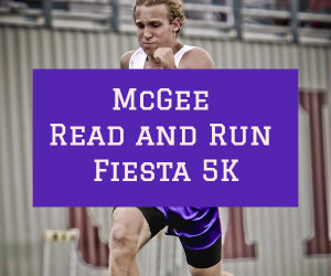 McGee Read and Run Fiesta 5K