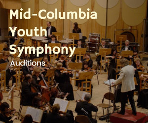 mid-columbia youth symphony auditions