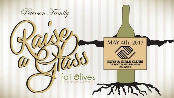 raise a glass poster
