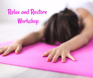 relax and restore
