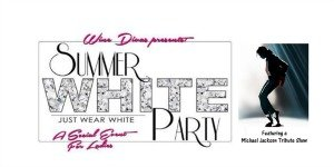 summer white party