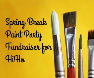Spring Break Paint Party Fundraiser
