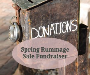 Spring Rummage Sale Fundraiser