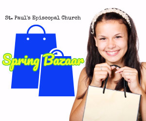 Spring Bazaar at St. Paul's Episcopal Church