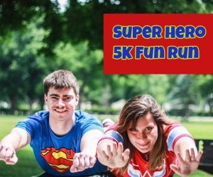 Super Hero 5K Fun Run