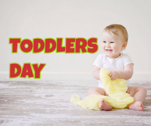 toddlers day