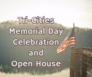 Tri-Cities Memorial Daw Weekend Celebration