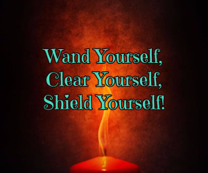 wand yourself
