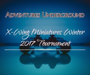 X-Wing Miniatures Tournament