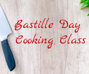 bastille day cooking class