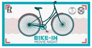 Bike in Movie Night
