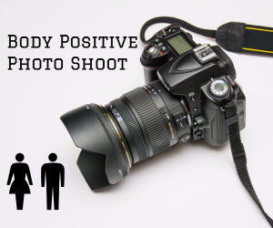 BODY POSITIVE PHOTO SHOOT IMAGE