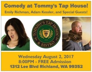 comedy at tommy's