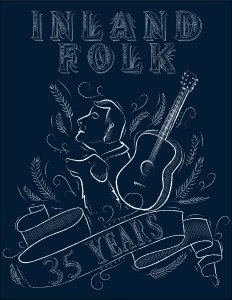inland folk 35th anniversary concert image