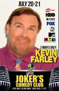 Kevin Farley Comedy Show image