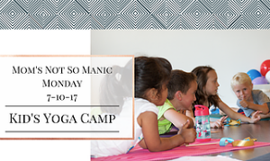 kids yoga camp image