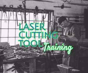 laser cutting tool training