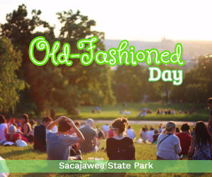 old-fashioned day