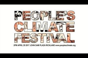 people's climate festival image