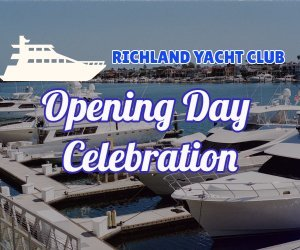 richland yacht club opening day