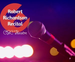 Robert Richardson Recital