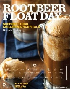 rootbeer float day
