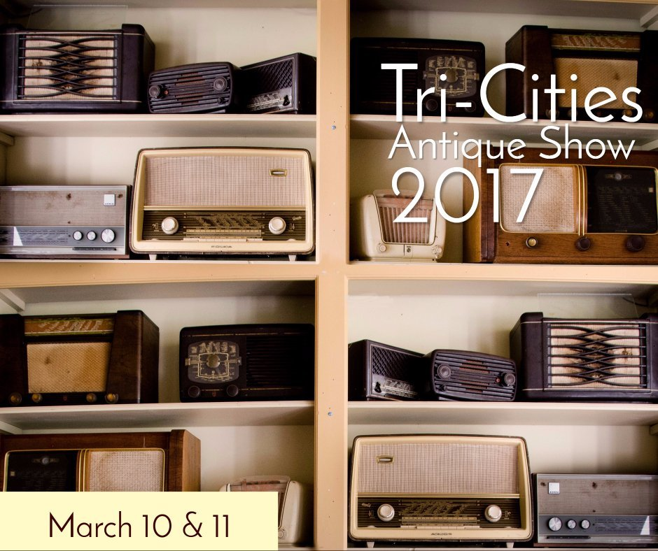 tri-cities antique show