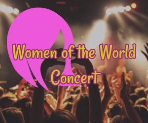 women of the world concert