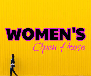 Women's open house image