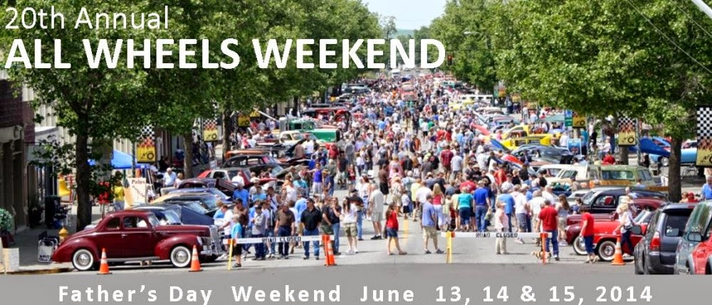 All Wheels Weekend Rolls Into 20th Year In Dayton Washington