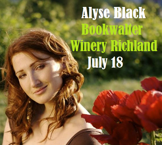 Alyse Black Performs Live In Bookwalter Winery Richland, WA