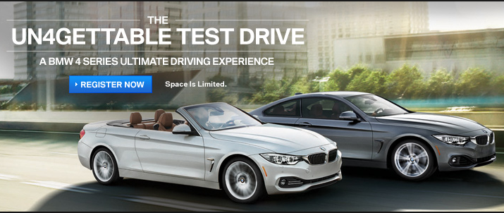 BMW Of Tri-Cities Presents The BMW UN4GETTABLE Test Drive Event