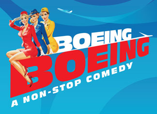 Richland Players Theatre in Richland, Wa Presents Boeing Boeing