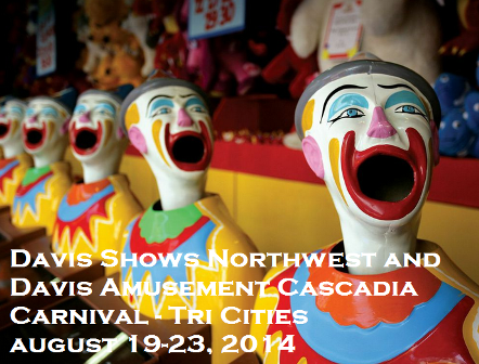 Davis Shows Northwest/Davis Amusement Cascadia Carnival Tri Cities