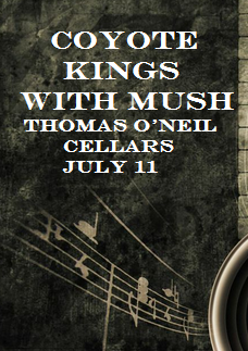 Coyote Kings With Mush In Thomas O'Neil Cellars Richland, Washington