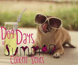 The REACH - Dog Days Of Summer Concert Series 'Vaughn Jensen Band'