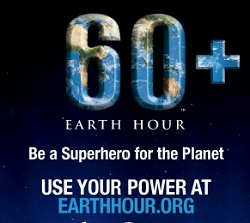Earth Hour Party at Crow's Nest Clover Island Inn in Kennewick