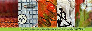 Historic Downtown Kennewick's First Thursday Art Walk