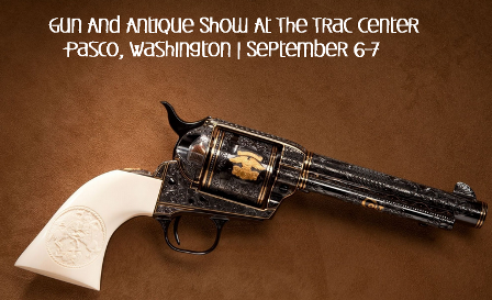 Gun And Antique Show At The Trac Center Pasco, Washington